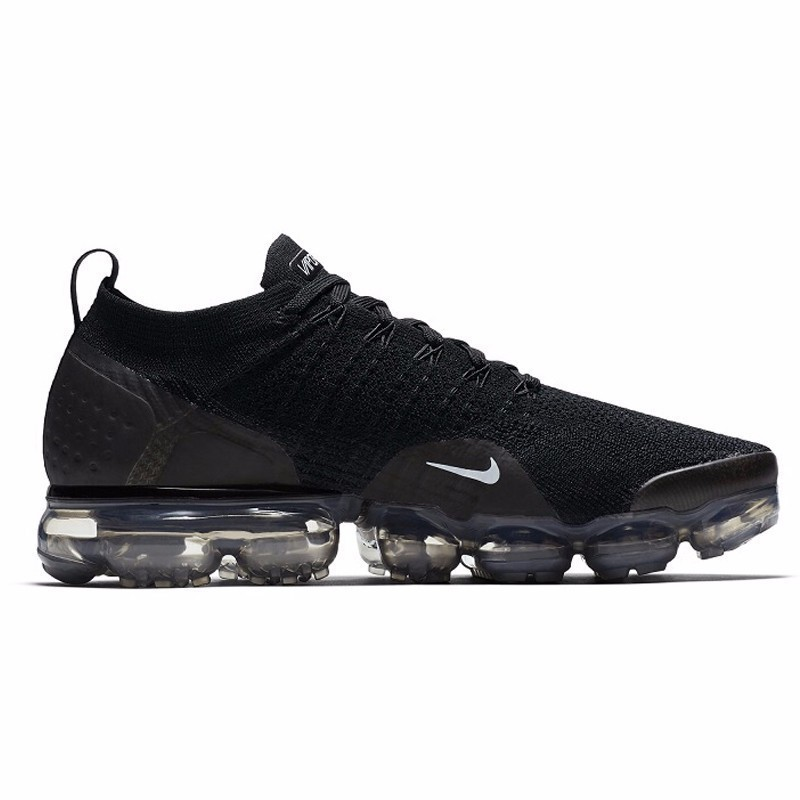 NIKE VAPORMAX FLYKNIT Original New Arrival Men Running Shoes Sports Breathable Outdoor Sneakers 942842 001