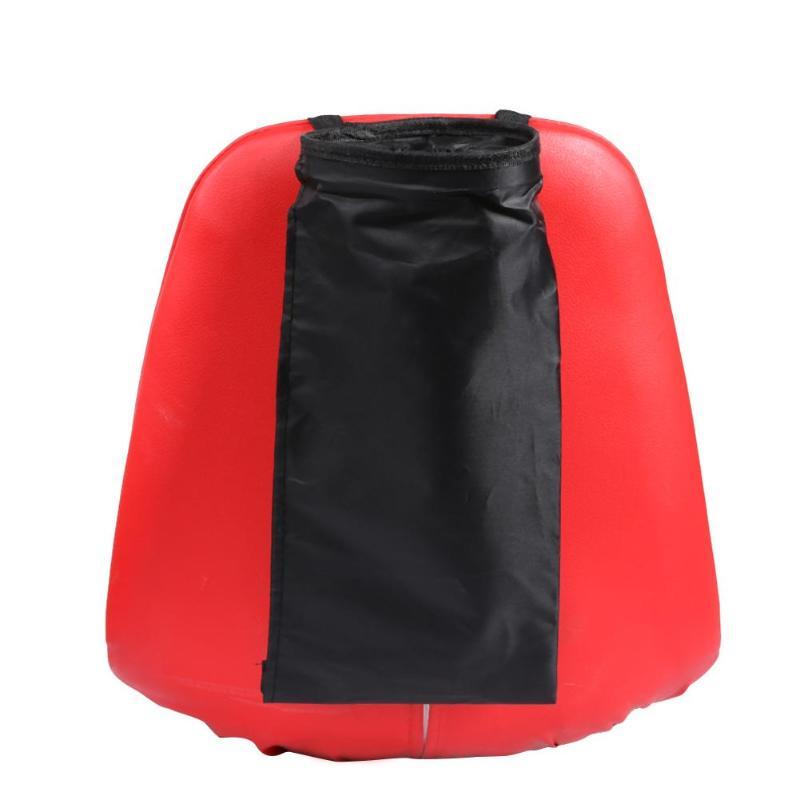 Portable Car Seat Back Garbage Bag Car Car Trash Can Leak-proof Dust Holder Case Box Car Styling Oxford Cloth