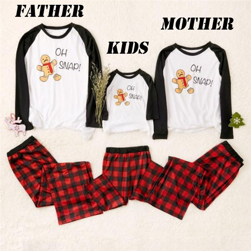 Father Mother Kids Family Matching Christmas Adult Women