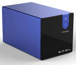 SMSL M100 digital DAC 32Bit/768kHz AK4452 Decoder DSD512 support USB Optical Coaxial Input support PC Smartphone
