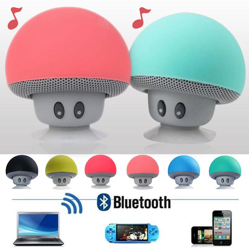 Cool New Fashionable Cartoon Mushroom Hairstyle Bluetooth Speakers Schematic Wiring Diagrams Amerangerunnerswayorg