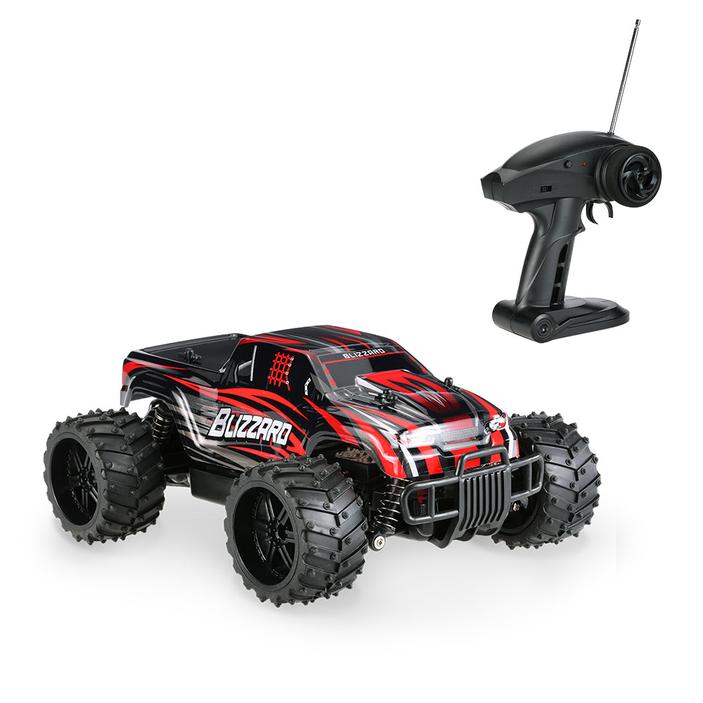 High Speed Off road Mini RC Car 27MHz 1 16 20km h Remote Control Car SUV Racing Car Model Toys Gifts in RC Cars from Toys Hobbies
