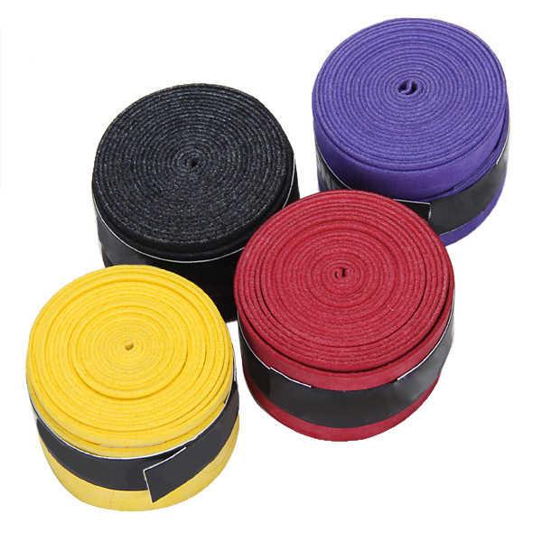 Anti-slip Racket Handle Over Grip Bat Tennis Badminton Squash Tape String Sport