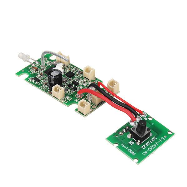 LeadingStar E58 RC Quadcopter Spare Parts Receiver Board with High Hold Mode Switch Board Suitable for Eachine E58 Islamabad