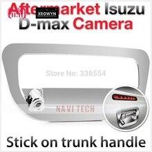 Isuzu D-Max Реверс заднего вида задняя дверь Парковка резервная камера багажника Ручка крышка для ISUZU D-MAX DMAX пикап 2009 2012 2013 2014