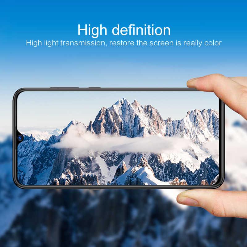 עבור שיאו mi 9 mi 9 Dustproof אנטי-טביעת אצבע מזג זכוכית ברור מראש mi אממ HD סרט לשיאו mi 9