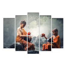 Home Decor Canvas Painting HD Prints Buddhist Wall Art Frame Modular Living Room Abstract Pictures Artwork Poster Cairnsi