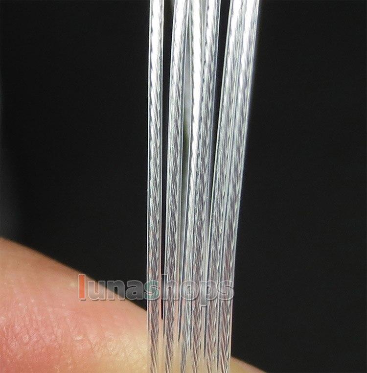 Ln004429 100m 30awg acrolink prata pura 99.9%