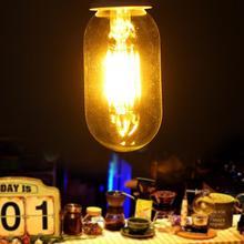 E27 2W 4W Light Lamp Retro Vintage Bulb LED Filament Lighting Decoration lampada led