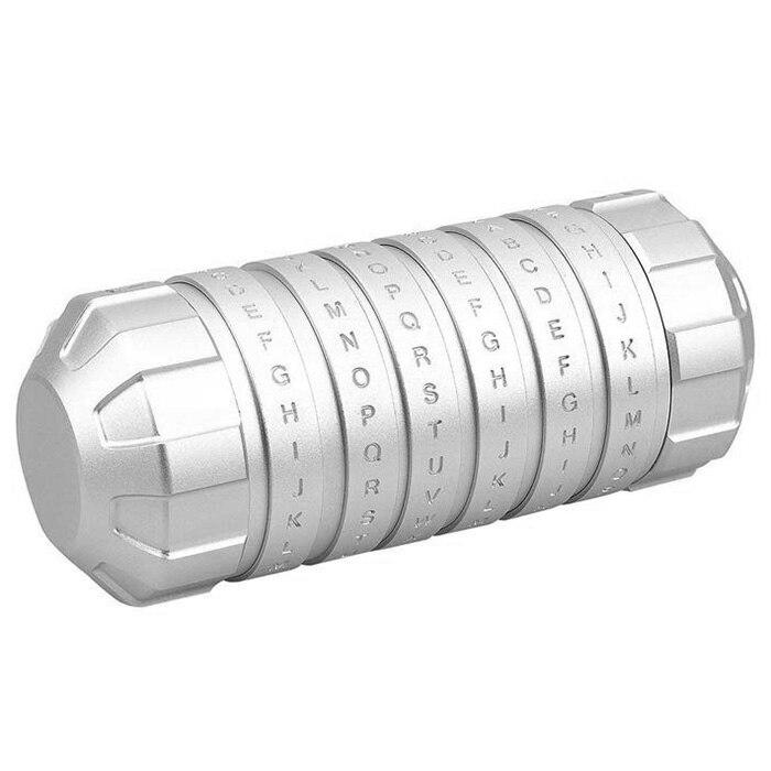Da Vinci Code Cryptex créatif romantique cadeau d'anniversaire Puzzle jouet - 6