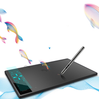 VEIKK A30 Digital Graphics Drawing Tablet 10*6 inch Pen Tablet with 8192 Levels Passive Pen for Left/Right Hand Gesture