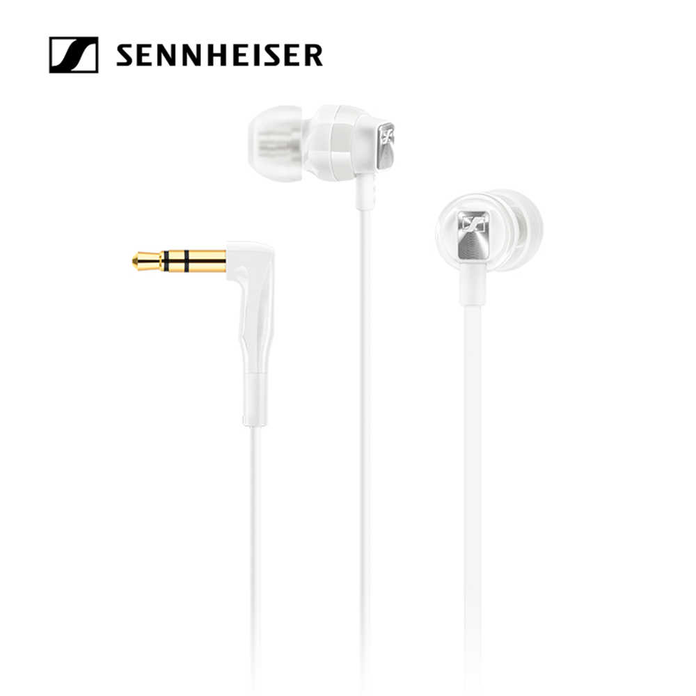Sennheiser CX 3.00 3.5mm słuchawki dynamiczny zestaw słuchawkowy dźwięk radia ciężkie słuchawki basowe z kablem 1.2m do telefonu