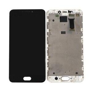 Image 2 - 5.5 Original Axisinternational สำหรับ Meizu MX6 หน้าจอ LCD + แผง Digitizer สำหรับ Meizu MX6 จอแสดงผลกรอบ