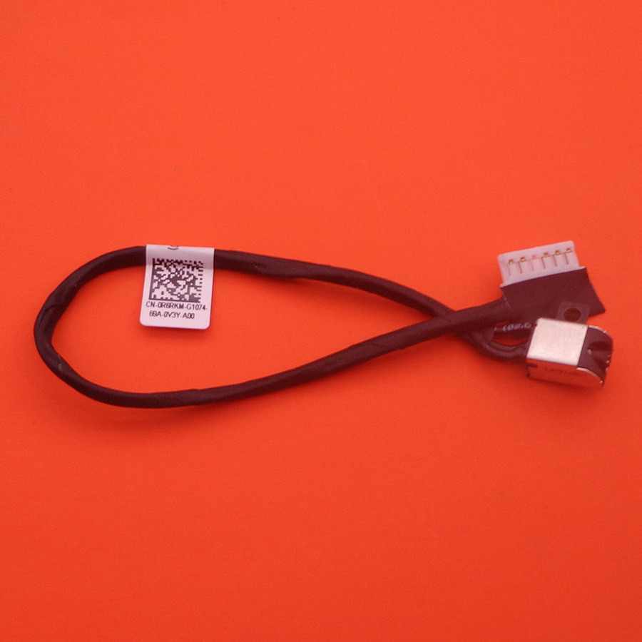 Back To Search Resultscomputer & Office Sincere New Laptop Dc Power Jack Cable Charging Cable Connector For Dell 15 5000 5565 5567 17-5765 I5765 P32e Bal30 0r6rkm Dc30100yn00