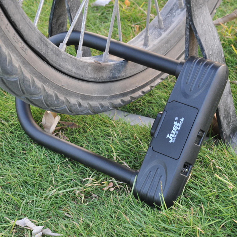 U-Type Password Lock Car Bicycle Motorcycle Electric Anti-Theft 21055