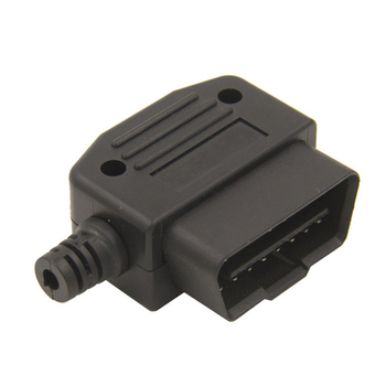 Obd2 Connector Universal 16 Pin Male Car Diagnostic Scanner Tool Adapter