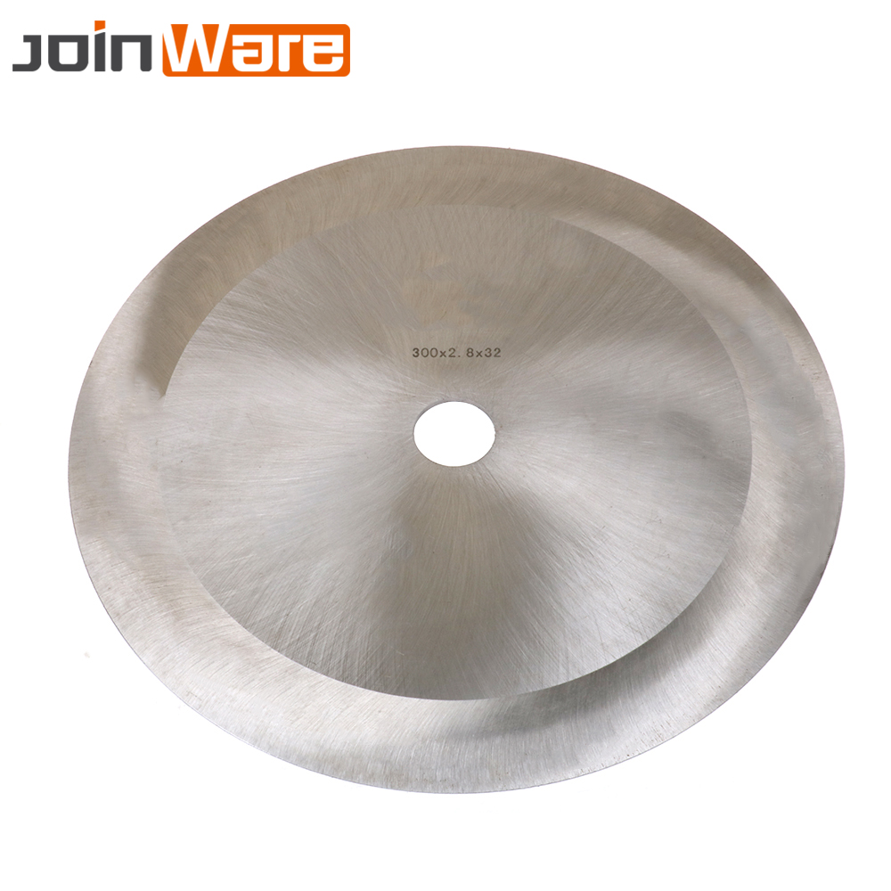 300x32x2.8mm Paper roll Cutter Knife Circular Saw Blade Cutting Disc 1Pc-in Saw Blades from Tools    1