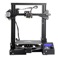 Creality 3D Ender 3 PRO 3D принтеры обновлен Cmagnet сборки плиты резюме Мощность сбой печати DIY KIT MeanWell Питание