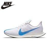 NIKE Zoom Pegasus 35 Turbo оригинальный для мужчин s & Женские кроссовки дышащая стабильность спортивная обувь для женщин и мужчин обувь