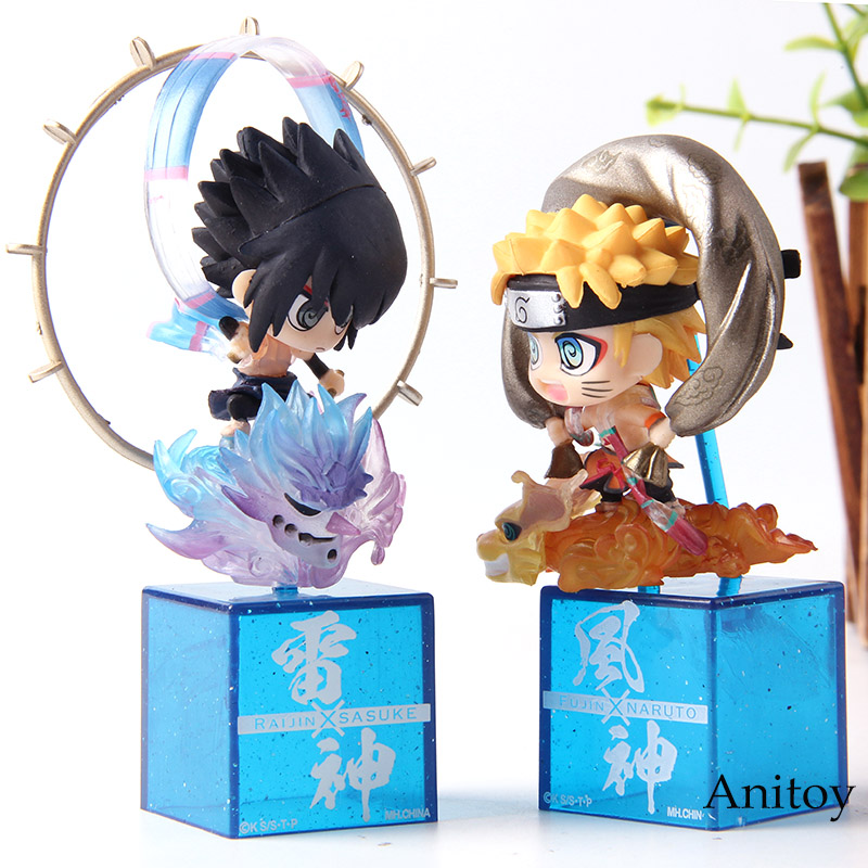 Action Figures Naruto Shippuden Fujin Uzumaki Naruto ...