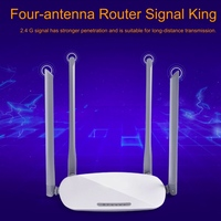4 Wifi Antenna 300Mbps Openwrt Router System of OEM Brand Customized Wireless Router Manufacturer for Household Wireless Router