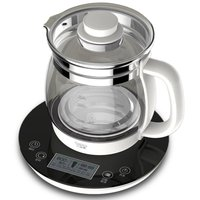 H5 Fully Automatic Multifunction Thicken Glass Electric Kettle Teapot 1.8L 1200W For Four Or Five People