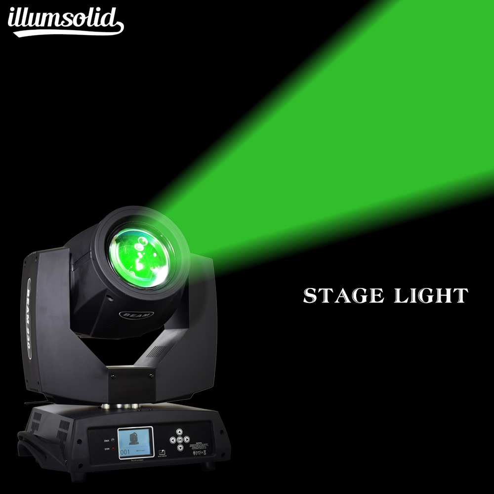 lyre beam 7r Moving Head 230W Touch Screen DMX Disco DJ Light