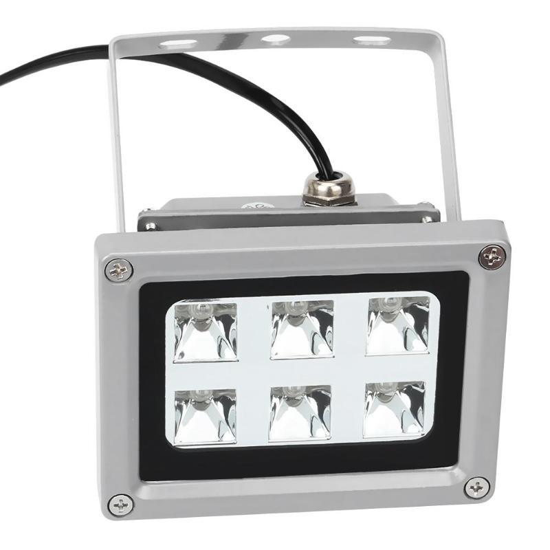 110-260 v 405nm UV LED De Durcissement De Résine Lumière Lampe pour SLA DLP 3D Imprimante Photosensible Accessoires