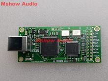 Amanero USB dijital arayüz USB I2S DSD dönüştürücü USB CPLD 384K DSD512