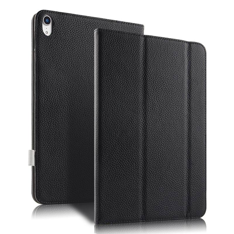 Case Cowhide For Apple iPad Pro 11 2018 Protective Cover Genuine Leather Case For 2018 new
