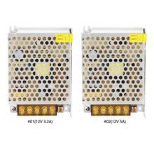 12 В постоянного напряжения монитор DC переключатель питания Драйвер адаптер трансформатор высокое качество