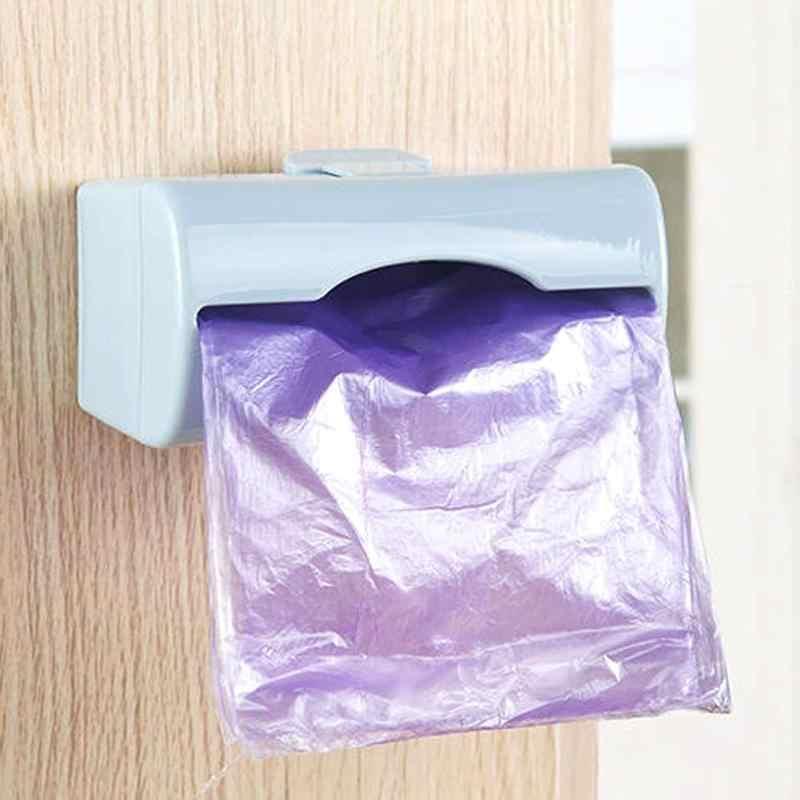 Wielu Purpos zorganizować plastikowa torba pudełko do przechowywania kolorowe ściany na śmieci torba do przechowywania kuchnia uchwyt ścienny do łazienki pudełko do przechowywania