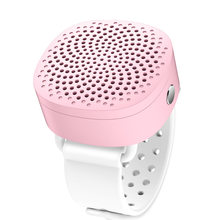 Watch Speaker Wireless New Removable Motion Bluetooth Watch Speaker Wristband Audio Outdoor Audio Box Sports Loudspeaker(China)