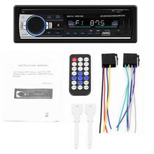 Bluetooth Car Radio MP3 Bluetooth Handsfree Car MP3 Player Charging MP3 Card Radio Support TF Small Card Car Accessories(China)