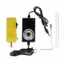CJ6+ Электрический клеевой стержень для удаления ЖК-экрана инструмент для удаления клея для мобильного телефона OCA клей шлифовальный станок резиновый сепаратор