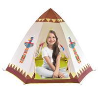 Children's Tent Indoor Game House House Indian Hex Tent Baby Ocean Ball Pool