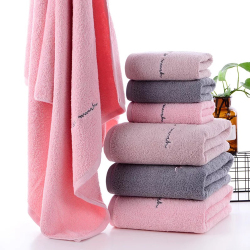 Turetrip Luxury Cotton Bath Towel Soft Salon Towels For Couple Love Towel Bathroom Cotton Terry Hotel SPA Towel Swimming Sport