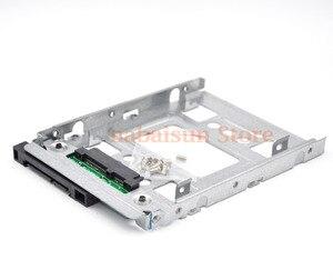 """Image 3 - 2.5 """"a 3.5"""" SATA HDD SSD Adattatore del vassoio MicroServer 654540 001 per G10 774026 001 651314 001 Gen8/gen9 N54L N40L N36 x7k8w"""