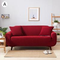 Sofa Covers Protector Thickened Japanese Style Stretch Fabric Removable Slipcover For Chair Loveseat Sofa Spandex Couch Mat