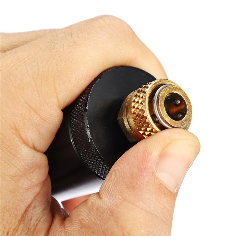 Image 4 - Черный высокого давления 40Mpa PCP воздушный фильтр масляный фильтр сепаратор воды для высокого давления PCP компрессор 300bar воздушный электронный PCP Насос-in Пейнтбольные аксессуары from Спорт и развлечения