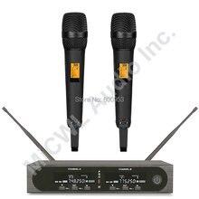 Беспроводная портативная микрофонная система pro skm9000 2 цвета