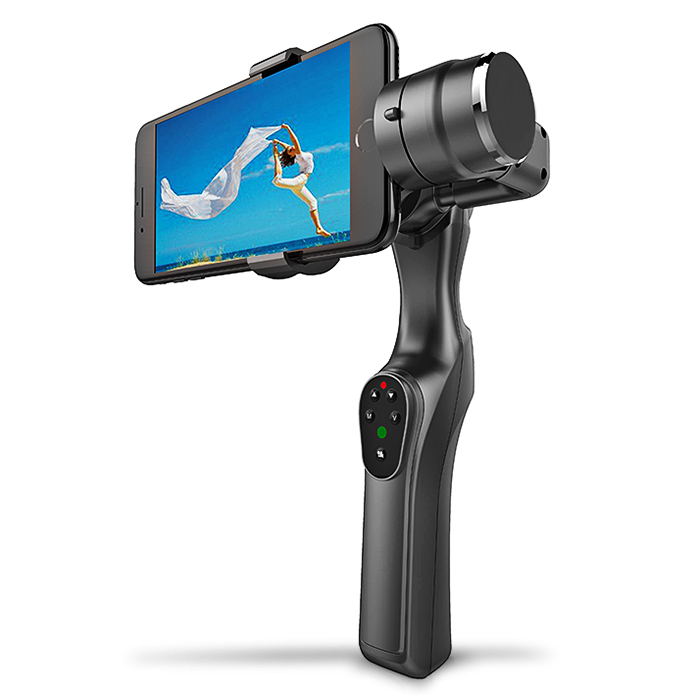 IDEAFLY JJ - 1S 2-axis Brushless Handheld Smartphone Gimbal 300g Maximum Payload / Panorama / Time-lapseIDEAFLY JJ - 1S 2-axis Brushless Handheld Smartphone Gimbal 300g Maximum Payload / Panorama / Time-lapse