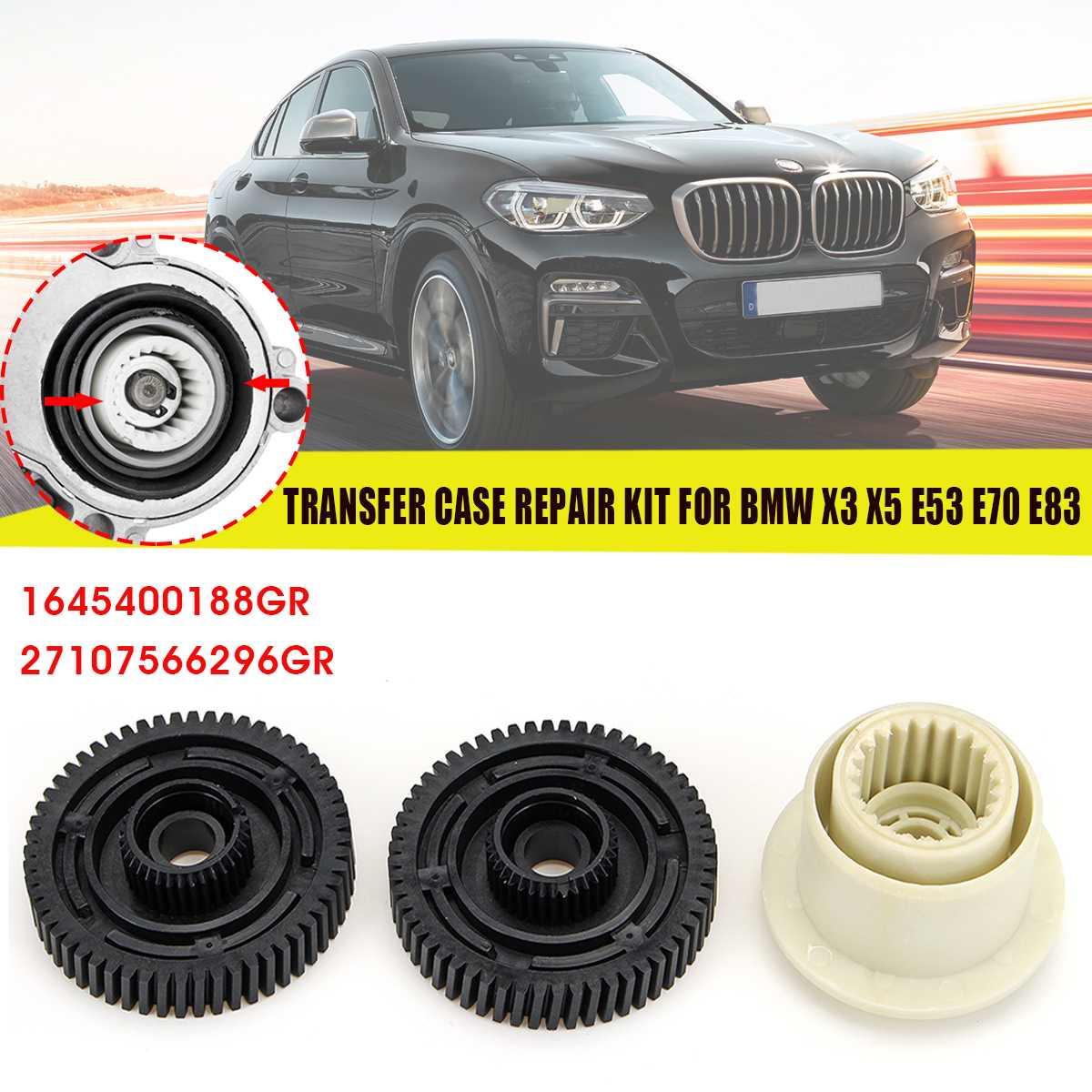 3cs Transferência De Caixa De Velocidades Do Carro Atuador Servo Motor de Reposição de Reparação 27107566296 Para BMW X3 X5 X6 E83 E53 E70 e71