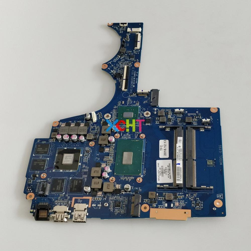 914775 601 914775 001 DAG35GMB8D0 w i5 7300HQ CPU for HP 15 AX Series Notebook PC