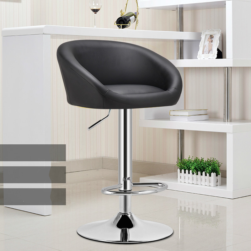 Superb Bar Chairs Are Simple Lifting Bar Chairs The Front Desk Cashier High Chair Foot Lifting Stool Ncnpc Chair Design For Home Ncnpcorg
