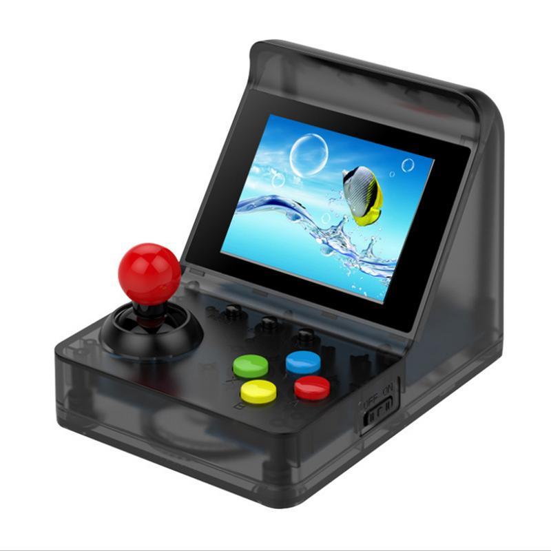 Portable Mini De Poche Console de Jeu Intégré 520 Classique Double Jeu De Poche 32-peu De Poche Joueur De Jeu Pour Enfants Cadeau