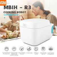 Xiaomi Mijia 1200W 2.8L Electric Rice Cooker Cooking Robot From Youpin Mijia APP Control Meal Thermal Heating Food Container