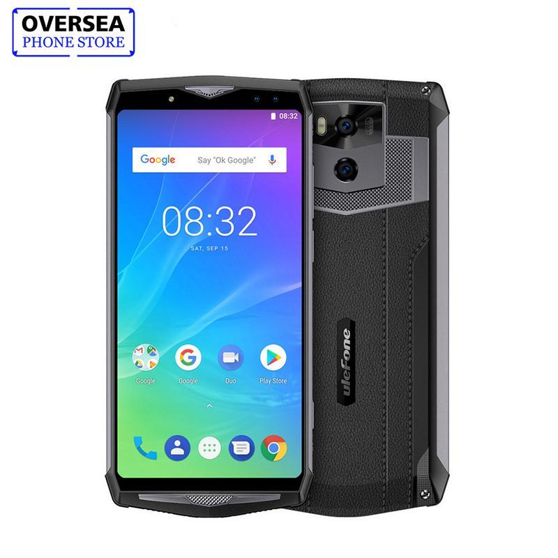 Ulefone Puissance 5S 13000 mah Mobile Téléphone Android 8.1 6.0