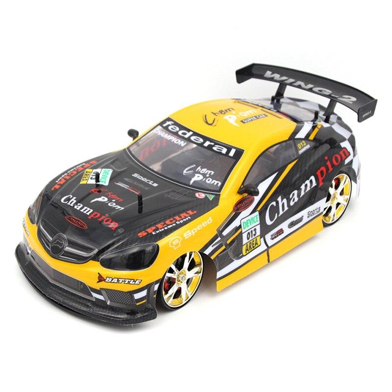 1/10 2.4G 4WD dérive RC voiture Multi Colors2019 nouveauté 1/10 2.4G RC voiture 4WD dérive RC voiture Radio contrôle mode jouets de plein air