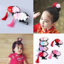 Новый прекрасный Заколка Для Девочек шпилька DIY детские заколки для девочек мода укладки волос